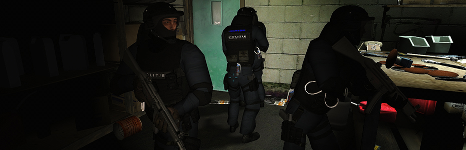 Upcoming Equipment mod for SWAT4